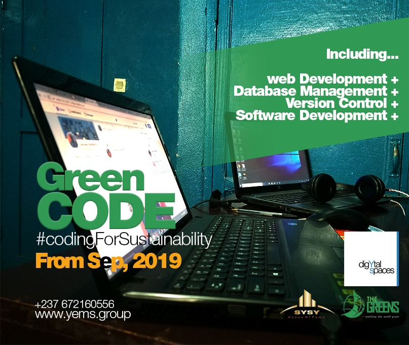 SHF Partners with Dygital Spaces to launch the Green Code inclusive Software Development program